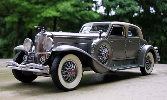 PhillyMint - Franklin Mint 1933 Duesenberg ...
