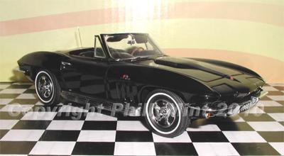 Franklin Mint Danbury Mint Corvette Collection 124