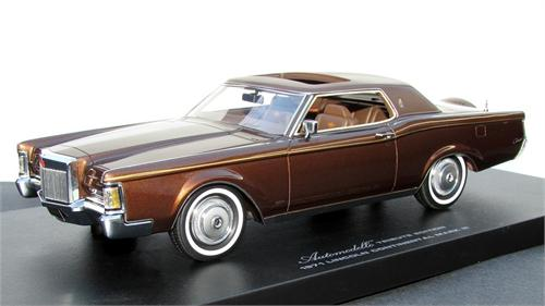 Philly Mint Models Automodello 1971 Lincoln Continental Mark Iii