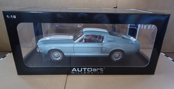 Philly Mint Models Autoart 1967 Ford Shelby Mustang