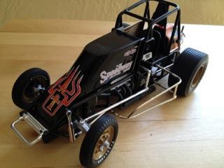 Race Car For Sale >> GMP Vintage Sprint Car #4 Speedway Motors - Jan Opperman ...